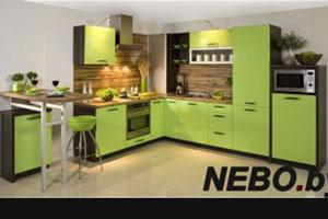 Зеленые кухни - 8