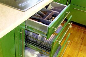 Зеленые кухни - 12
